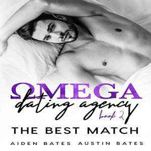 The Best Match Audiobook By Aiden Bates, Austin Bates cover art