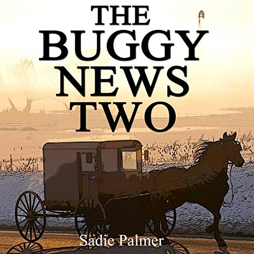 The Buggy News 2 Audiobook By Sadie Palmer cover art