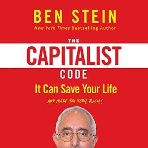 The Capitalist Code Audiobook By Ben Stein cover art