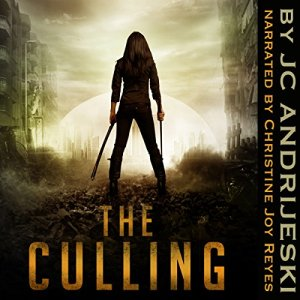The Culling (Alien Apocalypse Part I) Audiobook By JC Andrijeski cover art