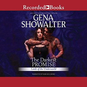 The Darkest Promise Audiobook By Gena Showalter cover art