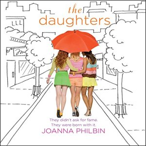 The Daughters Audiobook By Joanna Philbin cover art
