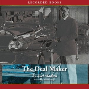 The Deal Maker Audiobook By Axel Madsen cover art