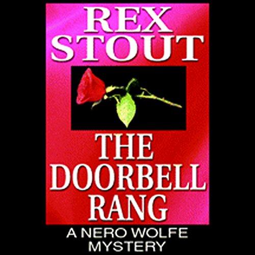 The Doorbell Rang Audiobook By Rex Stout cover art