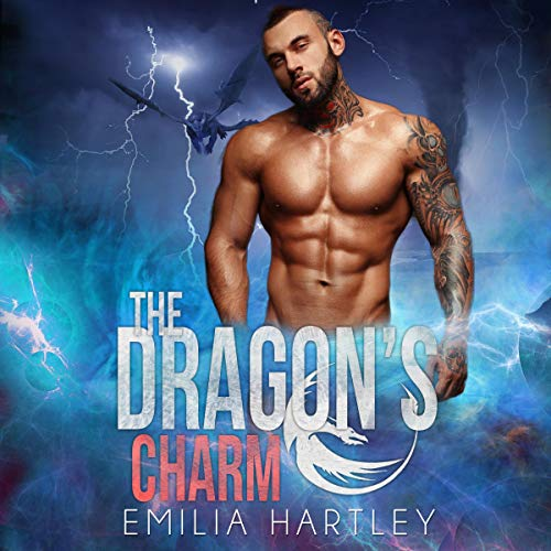 The Dragon's Charm Audiobook By Emilia Hartley cover art