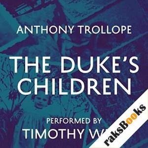 The Duke's Children Audiobook By Anthony Trollope cover art