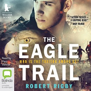 The Eagle Trail Audiobook By Robert Rigby cover art