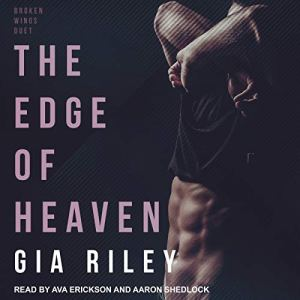 The Edge of Heaven Audiobook By Gia Riley cover art