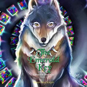 The Emerald Key Audiobook By Wanda Kay Knight cover art
