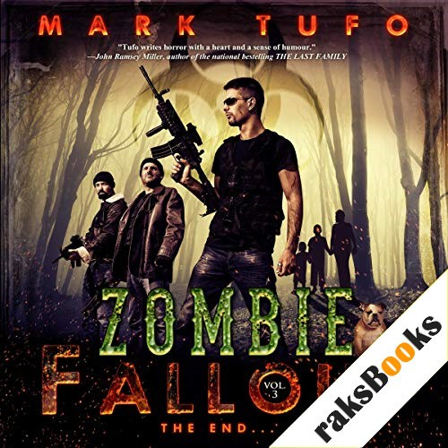 The End Audiobook By Mark Tufo cover art