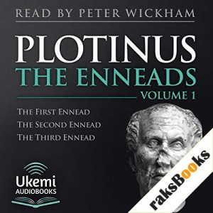 The Enneads Volume 1 (1-3) Audiobook By Plotinus, Stephen McKenna - translator cover art