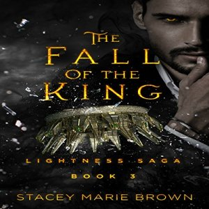 The Fall of the King Audiobook By Stacey Marie Brown cover art