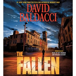 The Fallen Audiobook By David Baldacci cover art