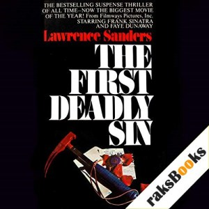 The First Deadly Sin Audiobook By Lawrence Sanders cover art