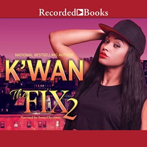 The Fix 2 Audiobook By K'wan cover art