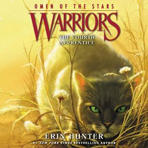 The Fourth Apprentice Audiobook By Erin Hunter cover art