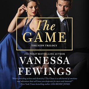 The Game Audiobook By Vanessa Fewings cover art