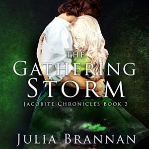 The Gathering Storm Audiobook By Julia Brannan cover art