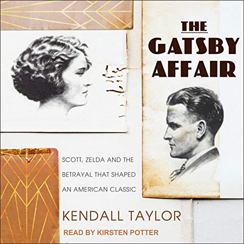 The Gatsby Affair Audiobook By Kendall Taylor cover art