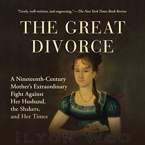 The Great Divorce Audiobook By Ilyon Woo cover art