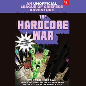 The Hardcore War Audiobook By Winter Morgan cover art