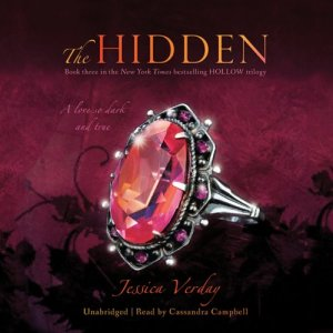 The Hidden Audiobook By Jessica Verday cover art