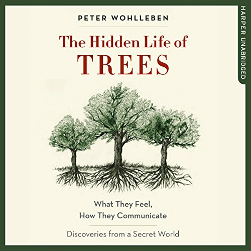 The Hidden Life of Trees Audiobook By Peter Wohlleben cover art
