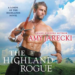 The Highland Rogue Audiobook By Amy Jarecki cover art