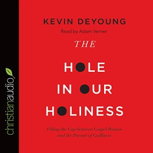 The Hole in Our Holiness Audiobook By Kevin DeYoung cover art