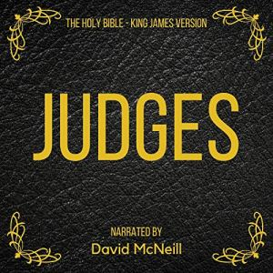 The Holy Bible - Judges Audiobook By King James cover art