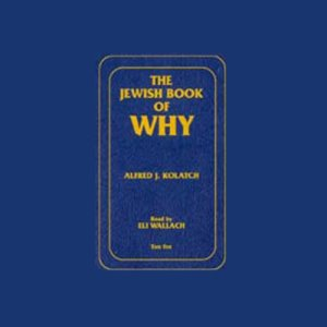 The Jewish Book of Why Audiobook By Alfred J. Kolatch cover art