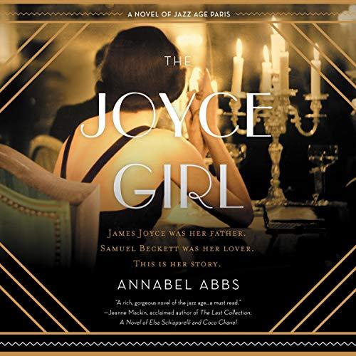 The Joyce Girl Audiobook By Annabel Abbs cover art