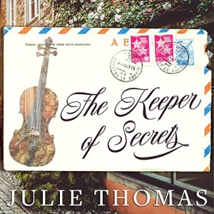 The Keeper of Secrets Audiobook By Julie Thomas cover art