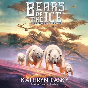 The Keepers of the Keys Audiobook By Kathryn Lasky cover art
