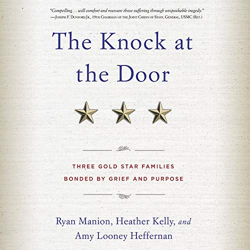 The Knock at the Door Audiobook By Ryan Manion, Heather Kelly, Amy Looney cover art
