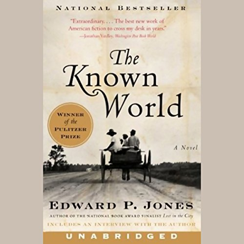 The Known World Audiobook By Edward P. Jones cover art