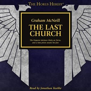 The Last Church Audiobook By Graham McNeill cover art