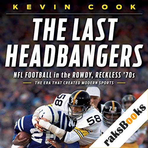 The Last Headbangers Audiobook By Kevin Cook cover art