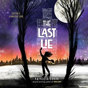 The Last Lie Audiobook By Patricia Forde cover art