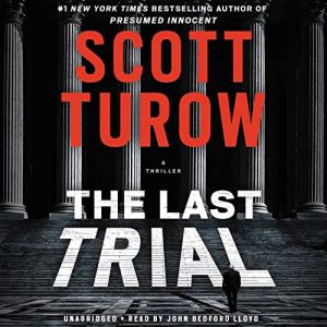 The Last Trial Audiobook By Scott Turow cover art
