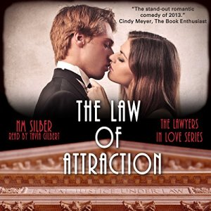 The Law of Attraction Audiobook By N.M. Silber cover art