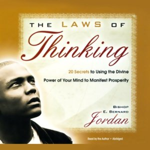 The Laws of Thinking Audiobook By Bishop E. Bernard Jordan cover art