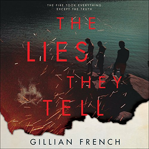 The Lies They Tell Audiobook By Gillian French cover art