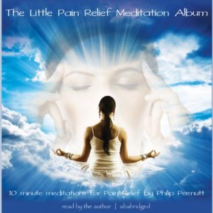 The Little Pain-Relief Meditation Audiobook By Philip Permutt cover art