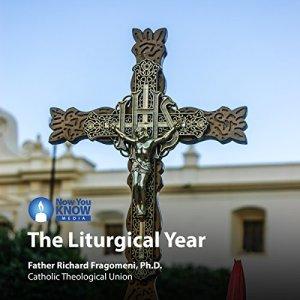 The Liturgical Year Audiobook By Richard N. Fragomeni cover art