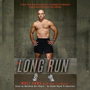 The Long Run Audiobook By Matthew Long, Charles Butler cover art