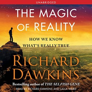 The Magic of Reality Audiobook By Richard Dawkins cover art