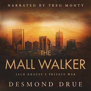 The Mall Walker Audiobook By Desmond Drue cover art