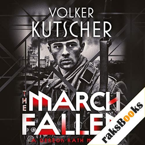 The March Fallen Audiobook By Volker Kutscher cover art