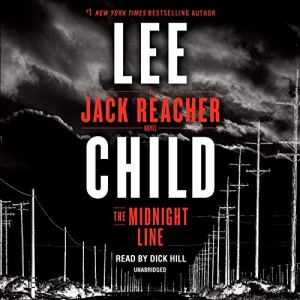 The Midnight Line Audiobook By Lee Child cover art